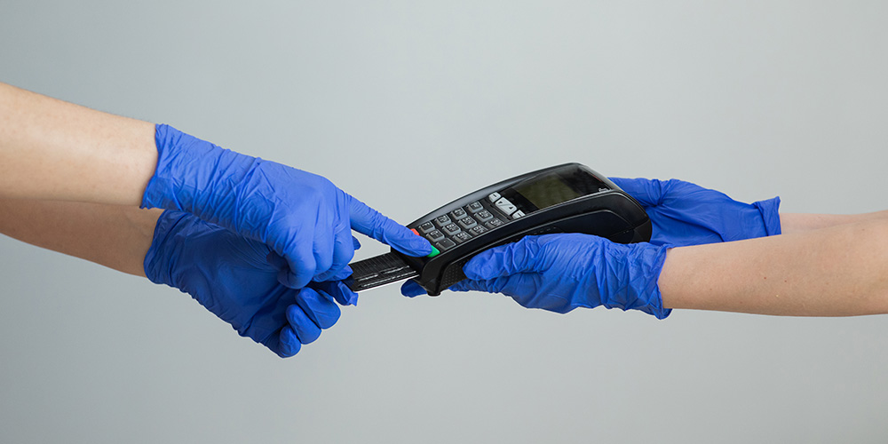 How to Properly Disinfect Your Payment Equipment